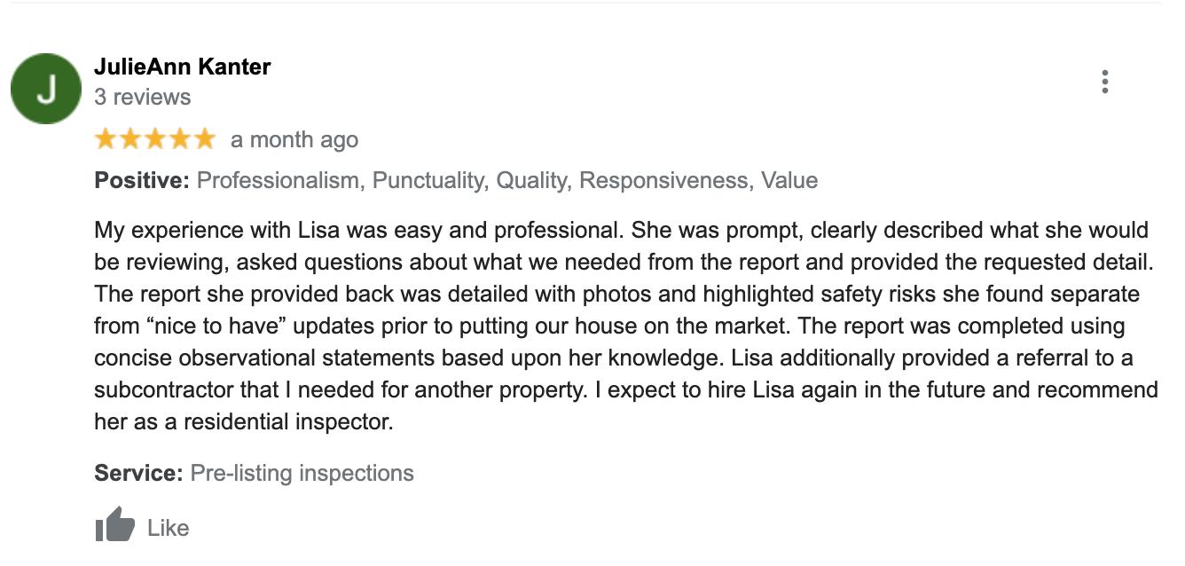 JulieAnn Review